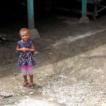 Mädchen in Bira