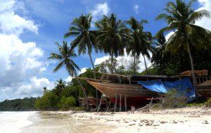 Bira's Schiffbau