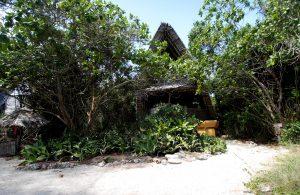 Eco Bungalow auf Chumbe Island